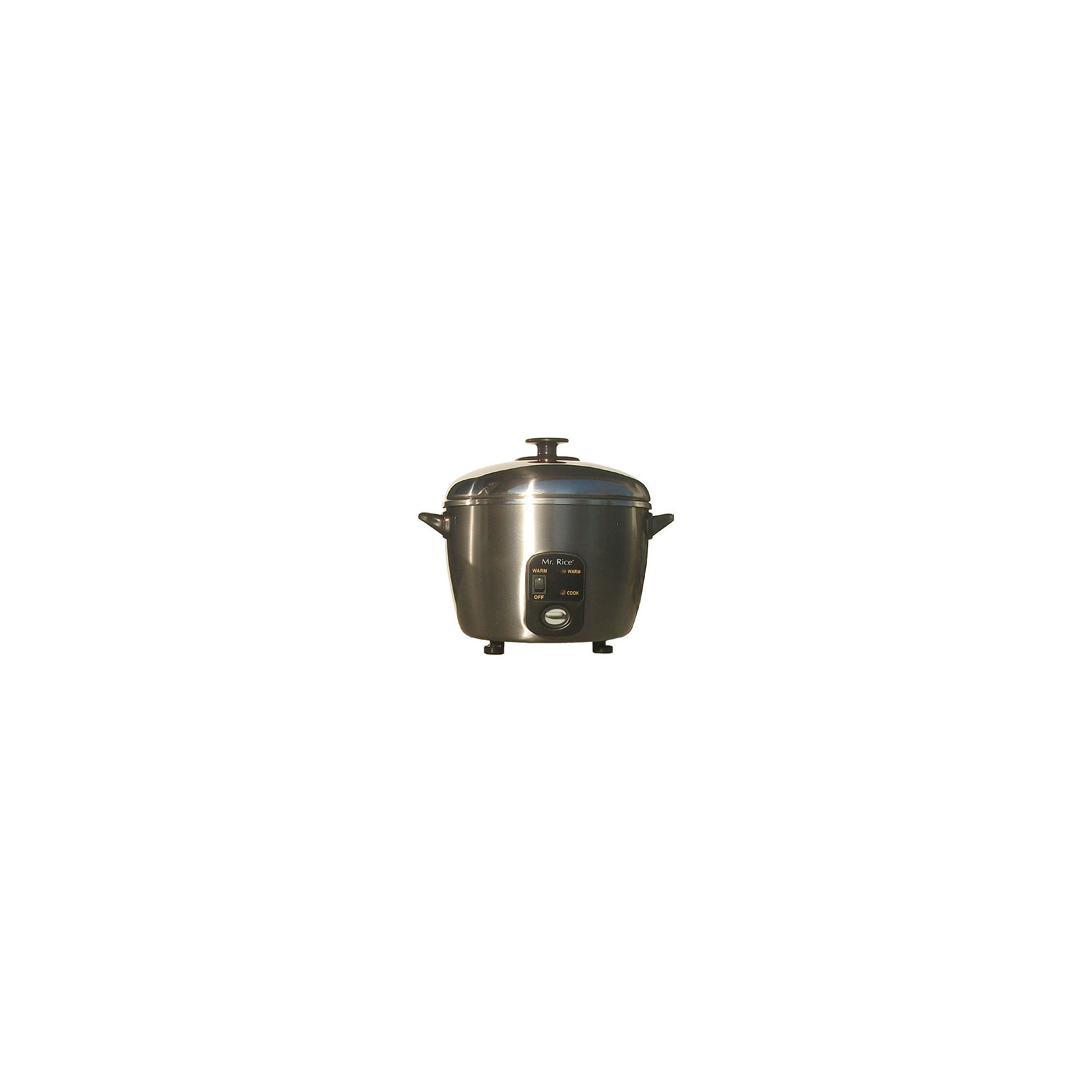 SPT SC-887: 6 Cups Stainless Steel Cooker & Steamer