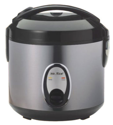 SPT SC-1201S: 6 Cups Rice Cooker with Stainless Body