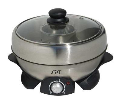 SPT SS-301: Multi-Cooker Shabu-Shabu & Grill