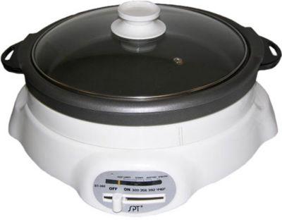 SPT ST-360: Shabu Shabu & BBQ Pan