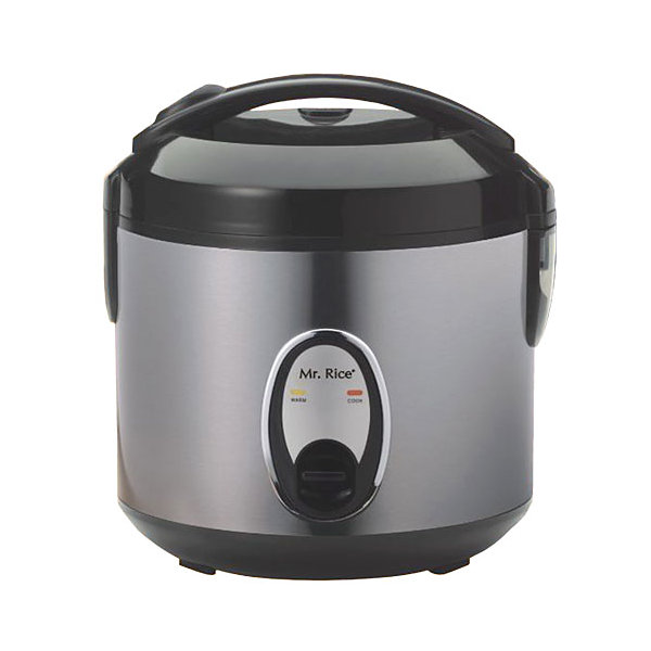 SPT SC-0800S: 4 Cups Rice Cooker with Stainless Body