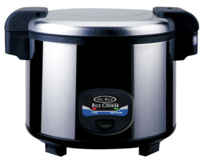SPT SC-5400S: 35 Cups Heavy Duty Rice Cooker