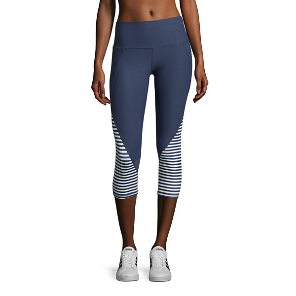 Xersion Performance Colorblock Capris