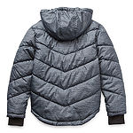 Arizona Little & Big Boys Hooded Heavyweight Puffer Jacket