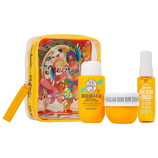 Sol de Janeiro Carnaval Flight Set ($33.00 value)