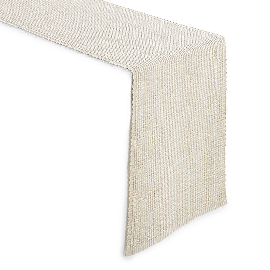 Homewear Homespun Table Runner