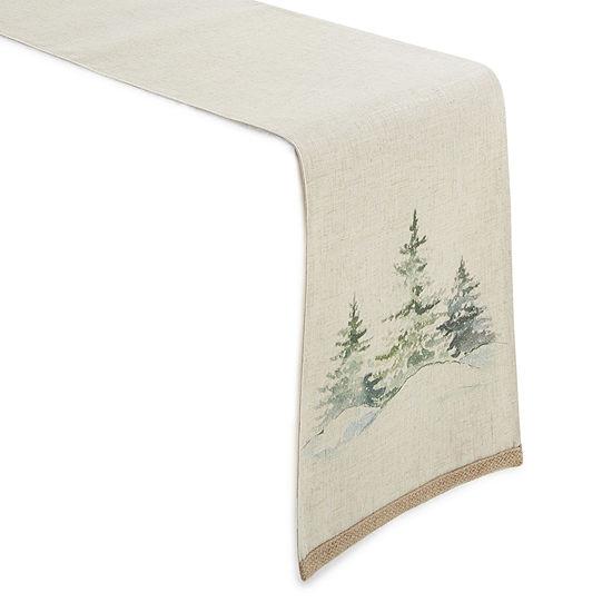 Homewear Tree Table Runner