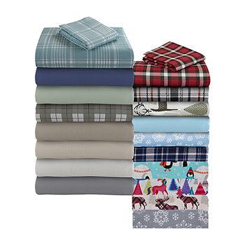 Turkish Cotton Flannel Sheet Set Jcpenney