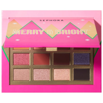 SEPHORA COLLECTION Merry & Bright Eyeshadow Palette