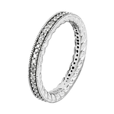 Personally Stackable 3/4 CT. T.W. Diamond Ring