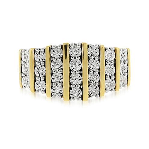 1/10 CT. T.W. Diamond Ring