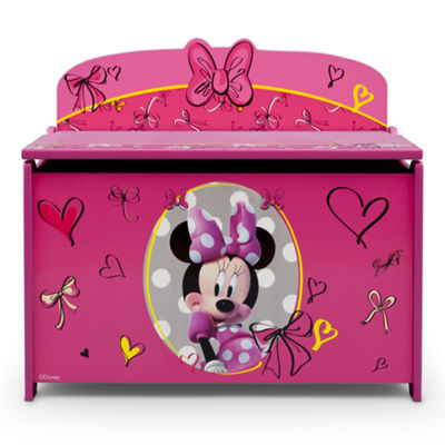 Disney Minnie Deluxe Toy Box