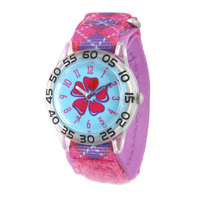 Red Balloon™ Girls Pink Plastic Strap Watch