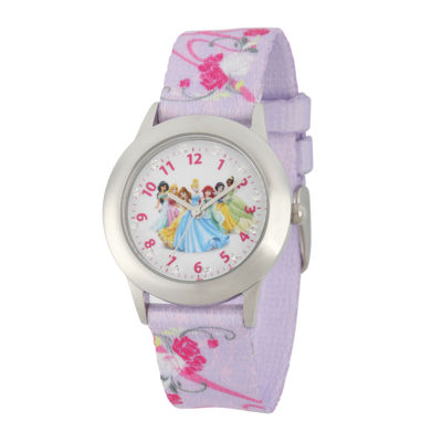 Disney® Princess Girls Strap Watch