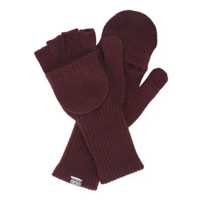 Converse® Fingerless Knit Gloves