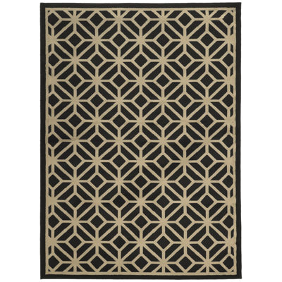 Covington Home Lattice Rectangular Rug