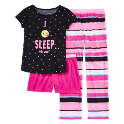 Total Girl Pajama Set Girls