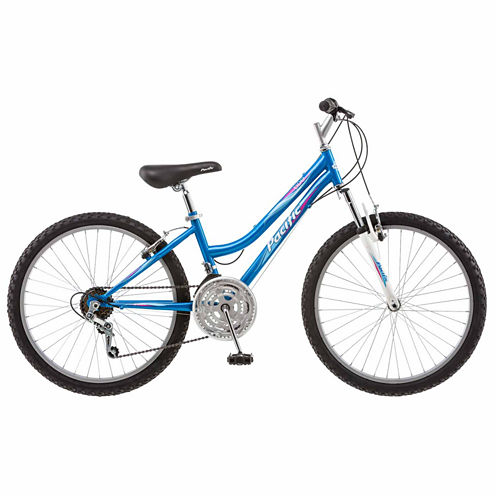 "Pacific Tide 24"" Girls ATB Front Suspension Mountain Bike"