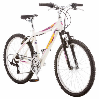 """Mongoose Silva 24"""" Girls ATB Front Suspension Mountain Bike"""