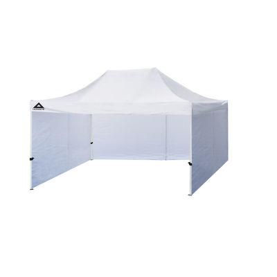 Caddis Sports Rapid Shelter Sidewall 10X15 Whte