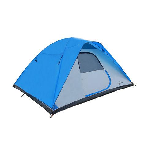 Alpine Mountain Gear 4 Person Tent - Blue