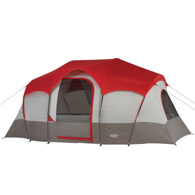 Wenzel Blue Ridge 7 Person 2 Room 14 Feet by 9 Feet Tent