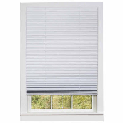 1-2-3 Window Pleated Shade