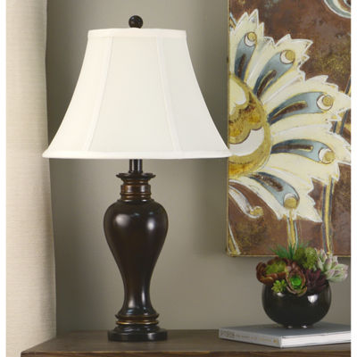 Décor Therapy Walnut Ridge Table Lamp