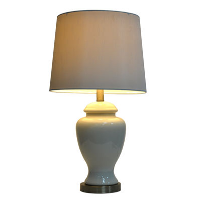Décor Therapy Ceramic Table Lamp
