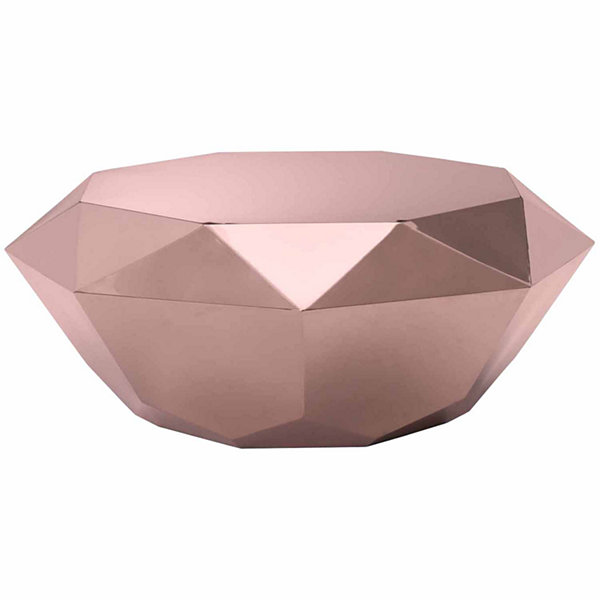 Gem Tose Gold Coffee Table