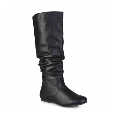 Journee Collection Jayne Womens Riding Boots