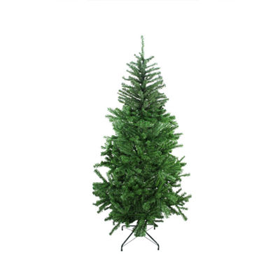 6.5' Two-Tone Balsam Fir Artificial Christmas Tree- Unlit