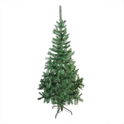 "6' x 31"" Mixed Green Pine Medium Artificial Christmas Tree - Unlit"""