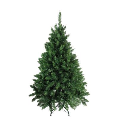 """4.5' x 37"""" Buffalo Fir Full Artificial Christmas Tree - Unlit"""""""