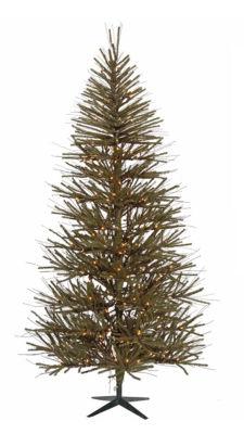 """3' x 21"""" Vienna Twig Medium Artificial Christmas Tree - Unlit"""""""
