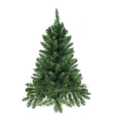 "2' x 18"" Buffalo Fir Medium Artificial Christmas Wall or Door Tree - Unlit"""