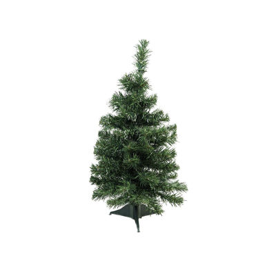 "2' x 14"" Mixed Classic Pine Medium Artificial Christmas Tree - Unlit"""