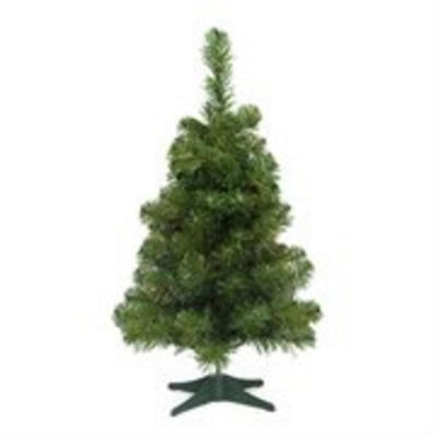 "18"" x 10"" Noble Pine Artificial Christmas Tree - Unlit"""