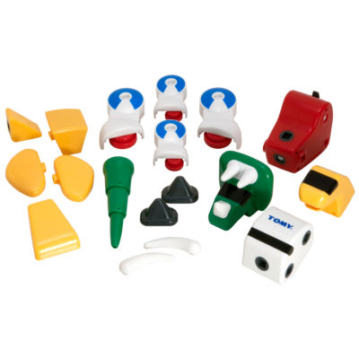 TOMY - Constructables Dinos