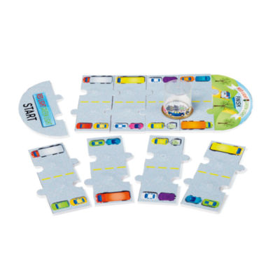 International Playthings - Game Zone Flip-o-maticRed Light Green Light