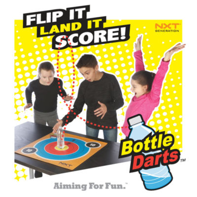 NXT Generation - Bottle Dart Game Mat