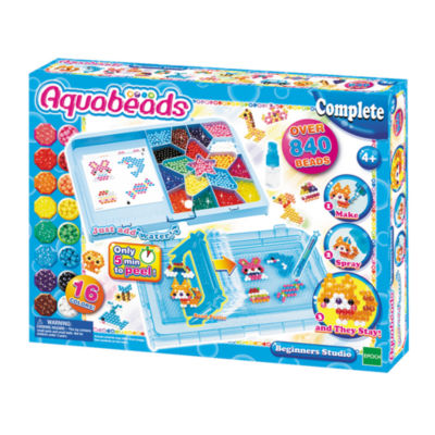 International Playthings - NEW Aquabeads Beginners Studio