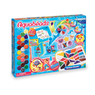 International Playthings - Aquabeads Deluxe Studio