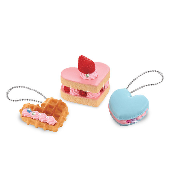 International Playthings - Whipple Heart Shaped Pastries