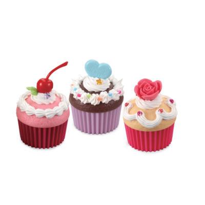 International Playthings - Whipple Puffy Cupcakes Set