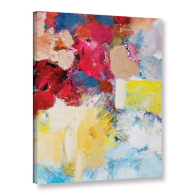 Brushstone When The Angels Sing Gallery Wrapped Canvas Wall Art