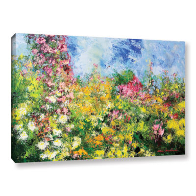 Brushstone Wild Sweetness Gallery Wrapped Canvas Wall Art