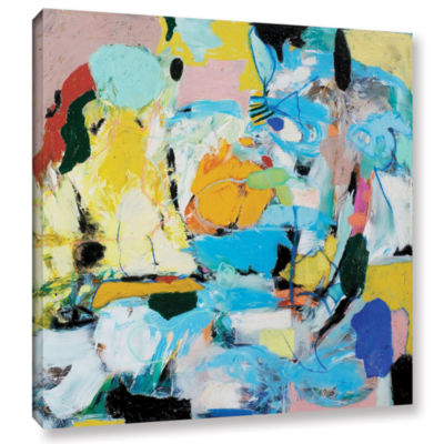 Brushstone World Of Action Gallery Wrapped CanvasWall Art