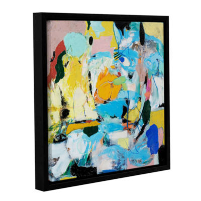 Brushstone World Of Action Gallery Wrapped Floater-Framed Canvas Wall Art