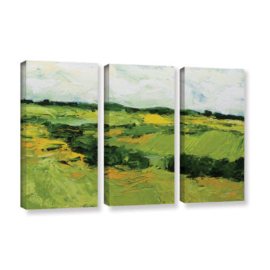 Brushstone Woodbridge 3-pc. Gallery Wrapped CanvasWall Art